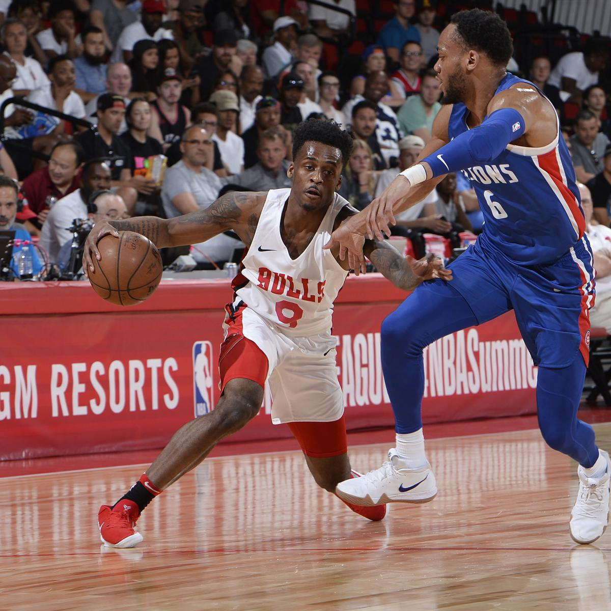 Quakertown Blazers 2018 Schedule: NBA Summer League 2018: Saturday Scores And Highlights
