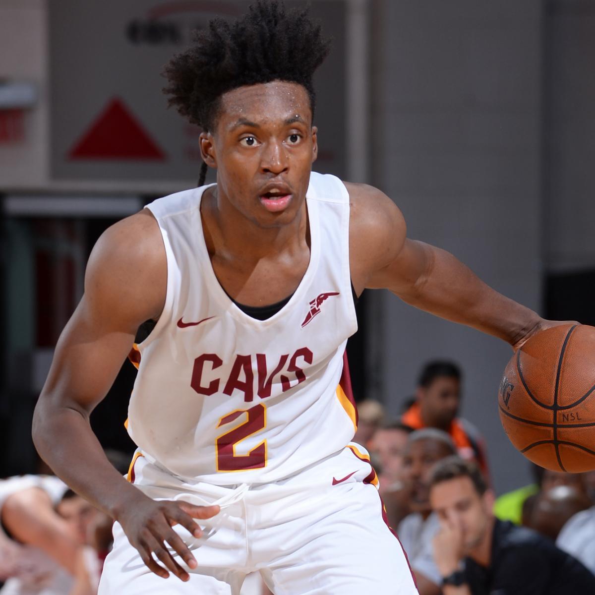 NBA Summer League  Collin Sexton Drops 17 in Cavs Win Despite Shooting  Struggles  8851f0088