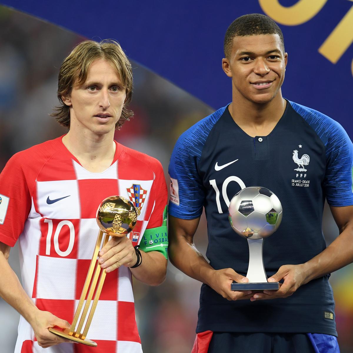 ea79eab91 FIFA World Cup 2018 Awards  Golden Ball