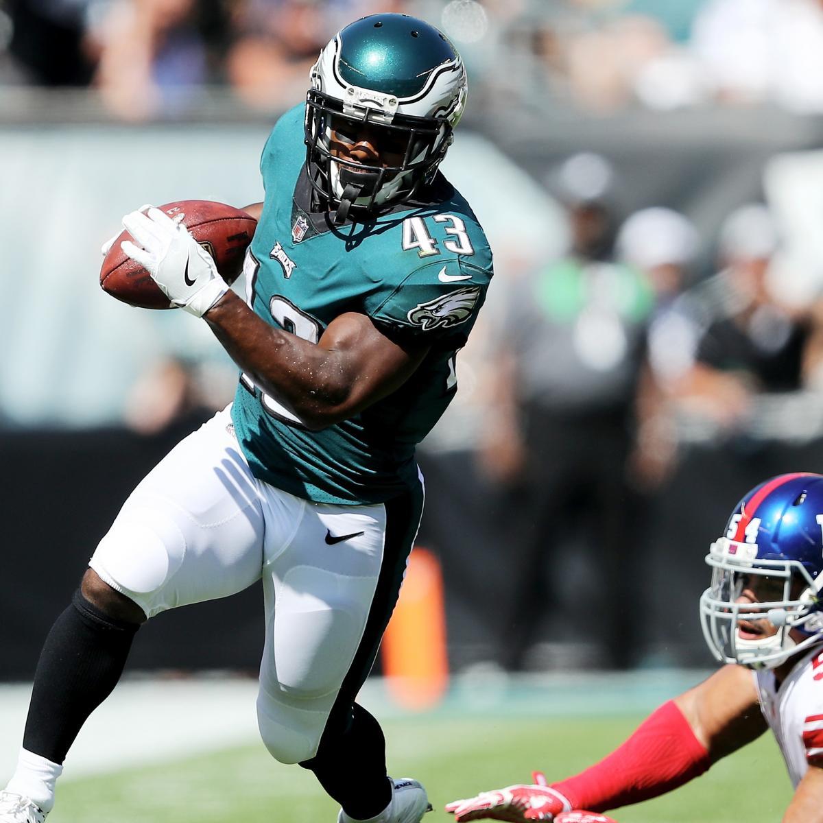 The Latest Philadelphia Eagles News Bleacher Report