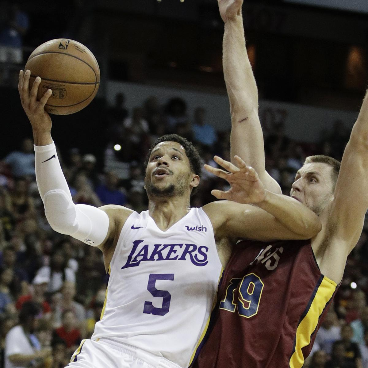 Blazers Vs Lakers: NBA Summer League 2018 Championship: Early Preview For