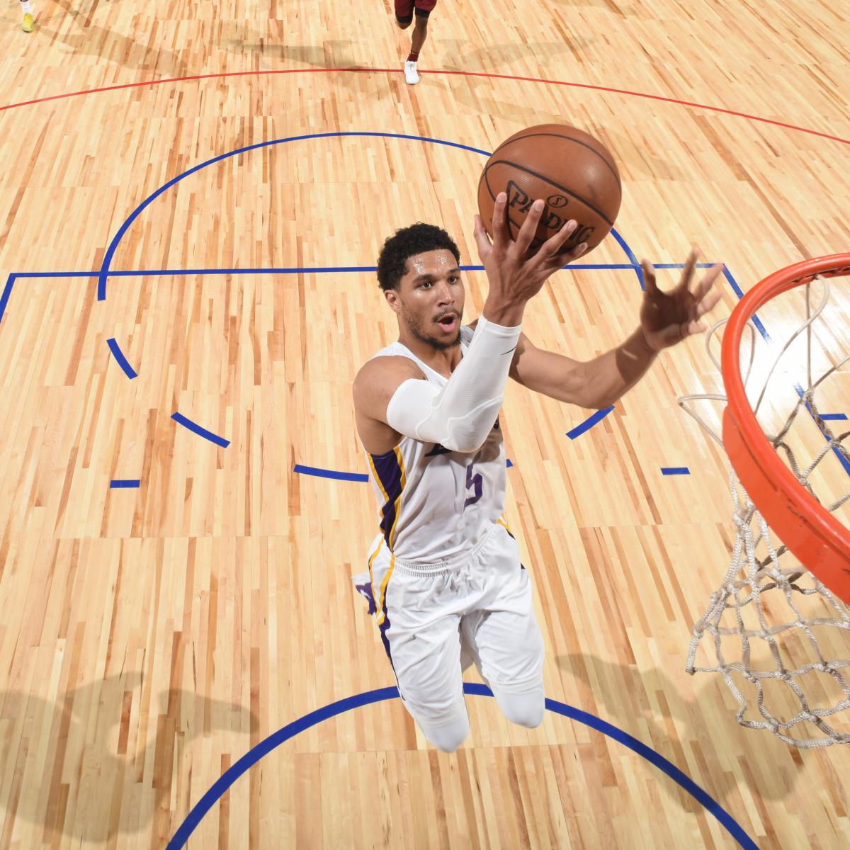 9b473b3215b3 Lakers  Josh Hart Wins Las Vegas NBA Summer League 2018 MVP ...