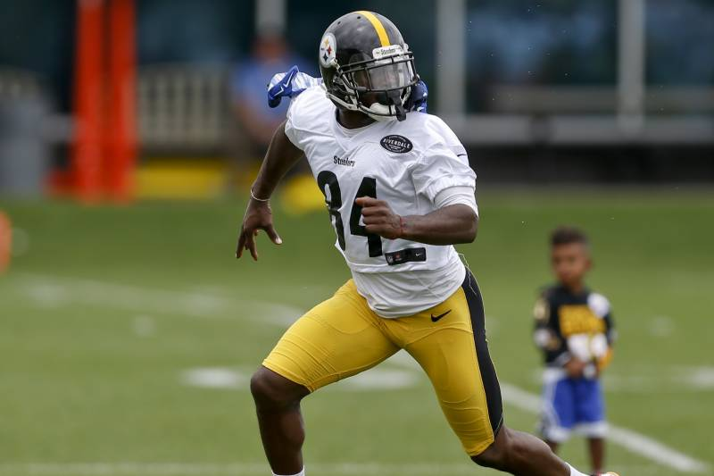 f3c3105d Antonio Brown Revealed for Madden NFL 19 Cover, 'It's Extremely an ...