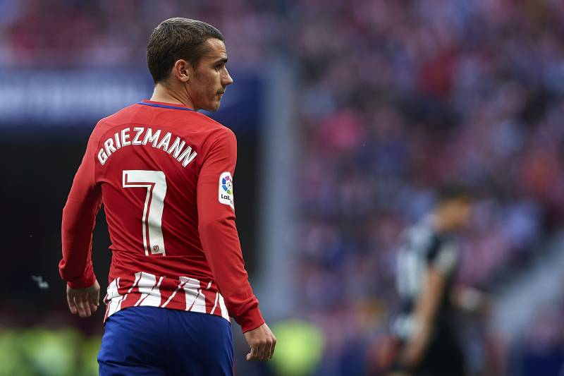 half off add10 8b426 Antoine Griezmann's 'Decision' and Its Ramifications for ...