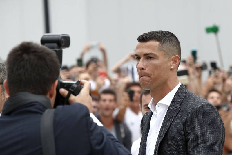 d5f67f1fcb059 Cristiano Ronaldo Reportedly Won't Join Juventus for USA Tour, MLS All-Star  Game