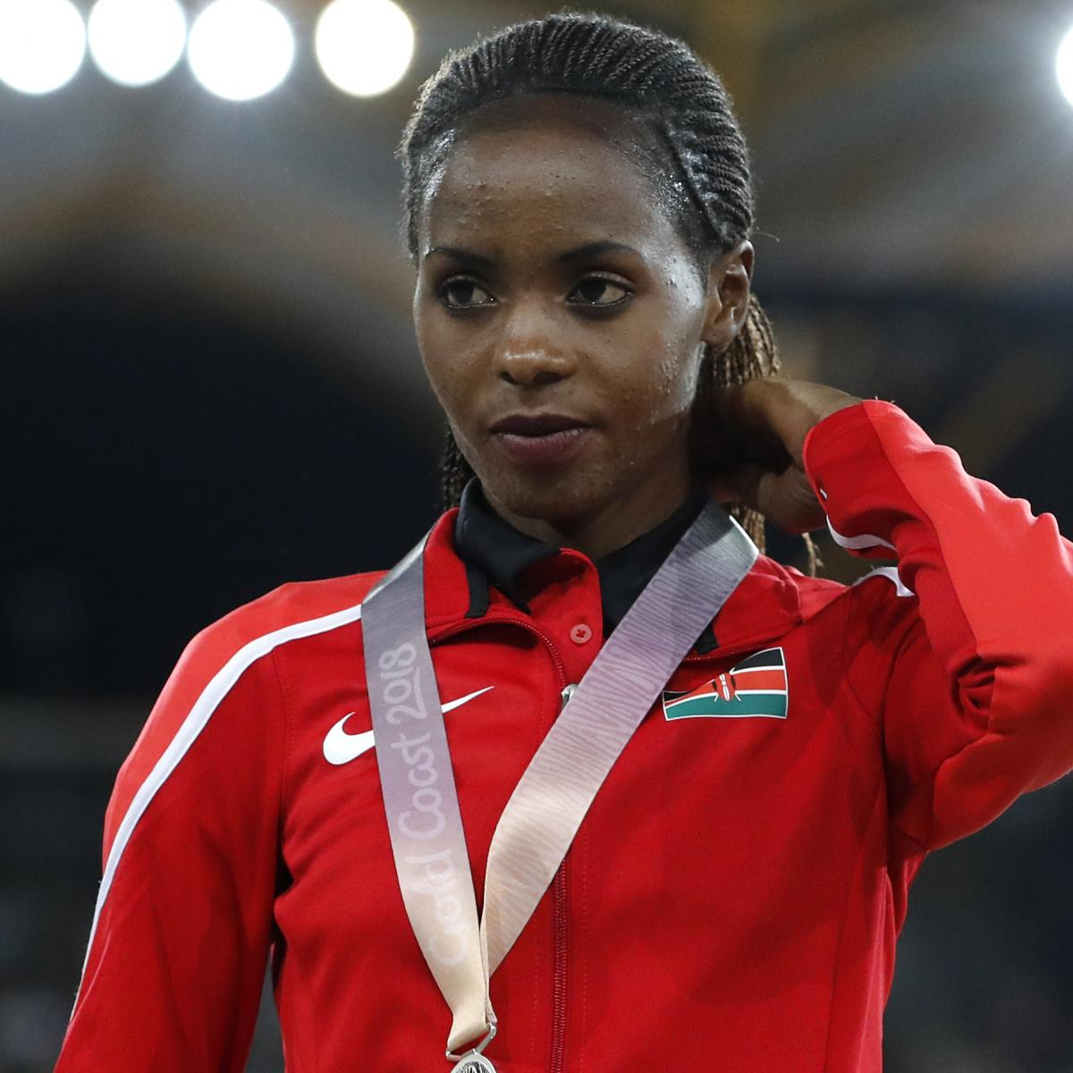 29d996091c3bc Beatrice Chepkoech Sets Women s Steeplechase 3000m World Record by 8  Seconds