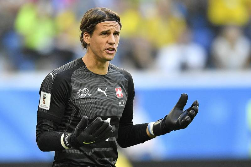 1938f4563 Arsenal Transfer News  Gunners in Talks with Yann Sommer Amid Barcelona  Rumours