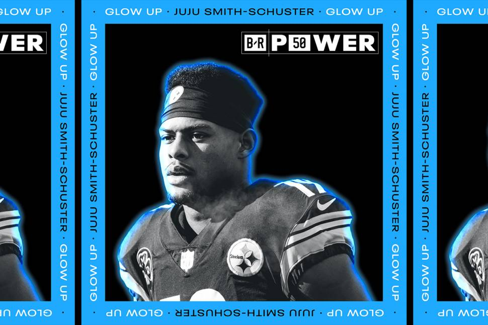 20ca8ecd114 JuJu Smith-Schuster Is the NFL s Most Likable One-Man Brand  The B R Mag Q A