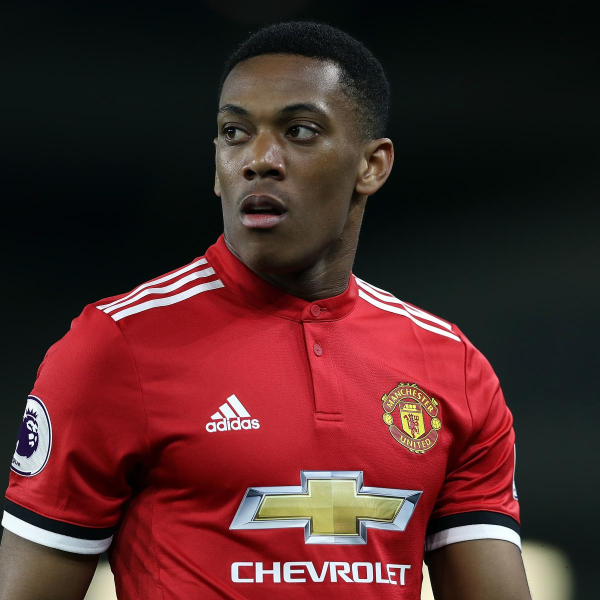 Manchester United Transfer News Latest Rumours On Lucas: Manchester United Transfer News: Latest Anthony Martial