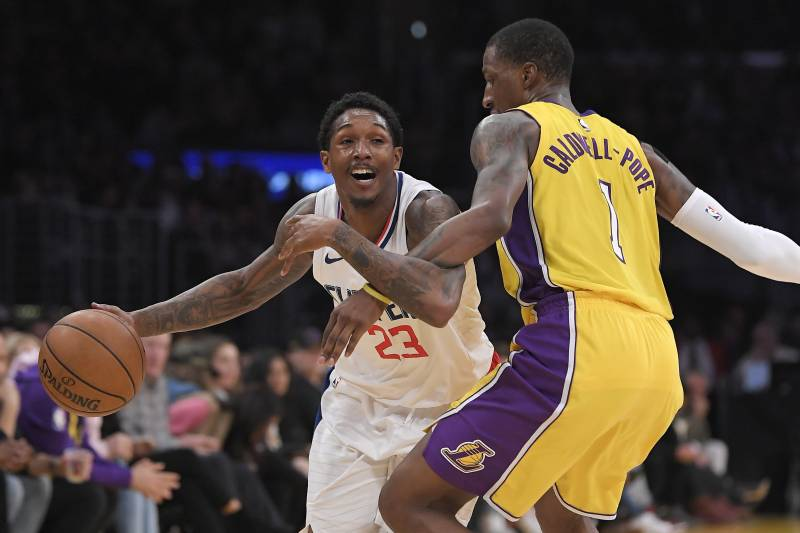 ccfbb9dfbb7d Lou Williams  Clippers Better Than LeBron James