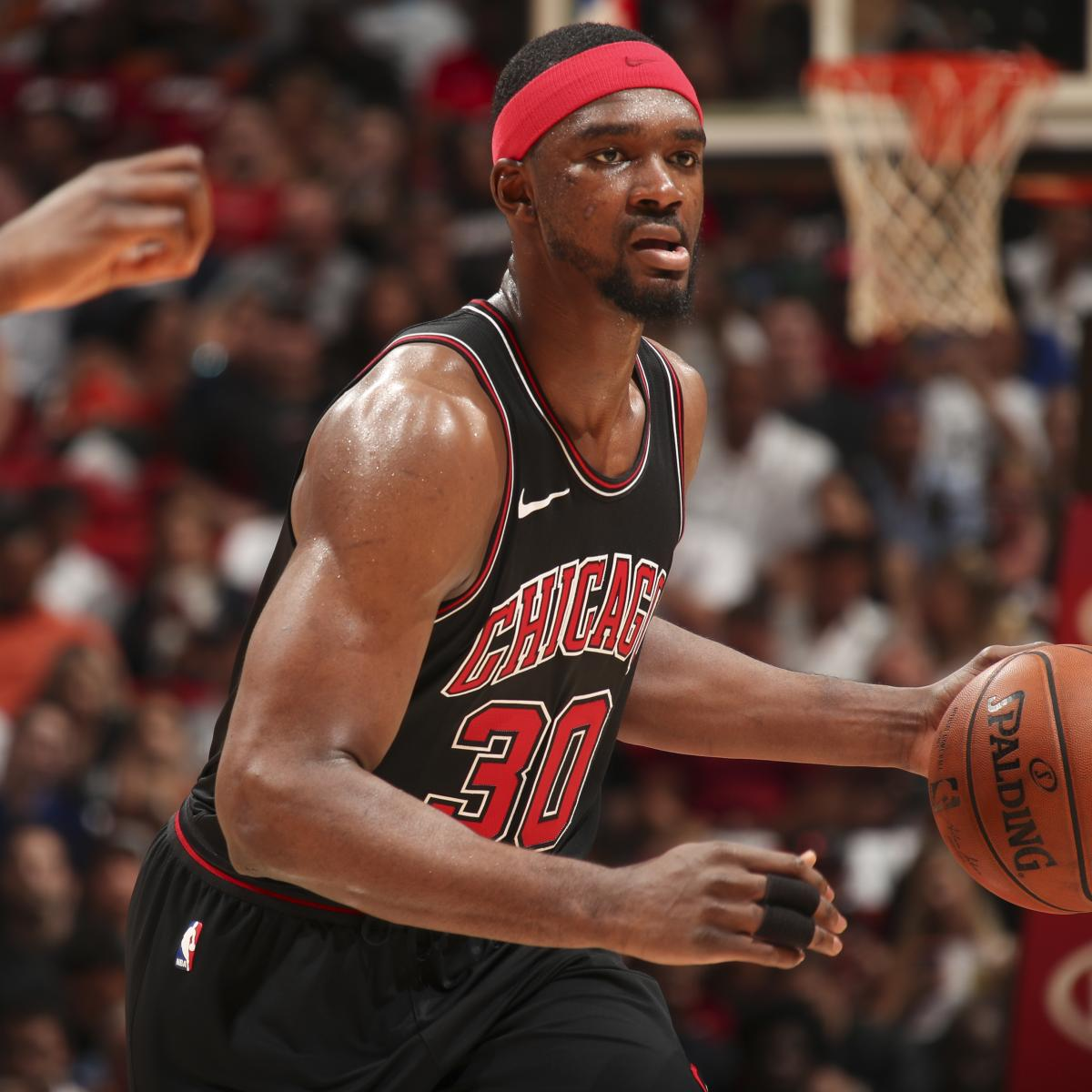 Blazers Basketball Reference: Noah Vonleh Agrees To Contract With Knicks; Played On