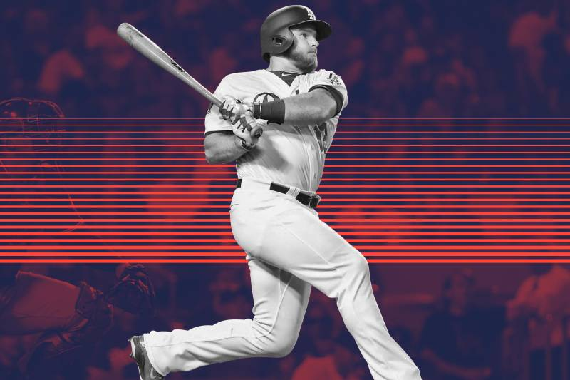 los angeles 33aa8 d39fe How Max Muncy Rose from .195-Hitting Castoff to MLB's ...