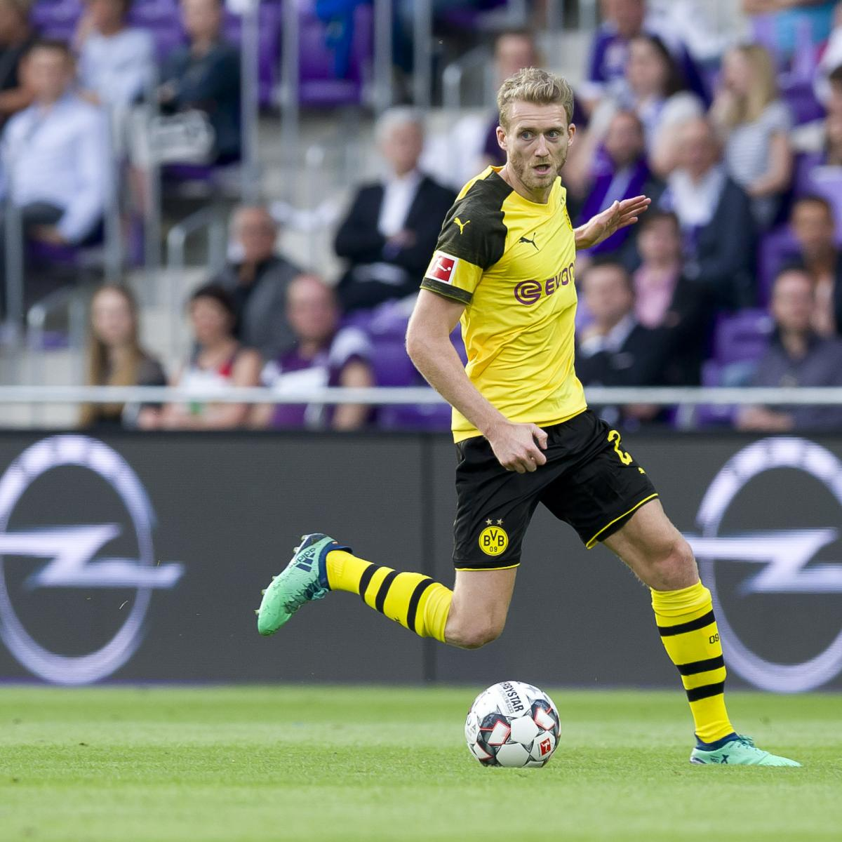 Welcome World League Of Beauty And Fashion Official Web: Andre Schurrle Joins Fulham On 2-Year Loan From Borussia