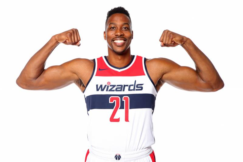 brand new c16f1 33631 Dwight Howard Says His Hall of Fame Resume 'Speaks for ...