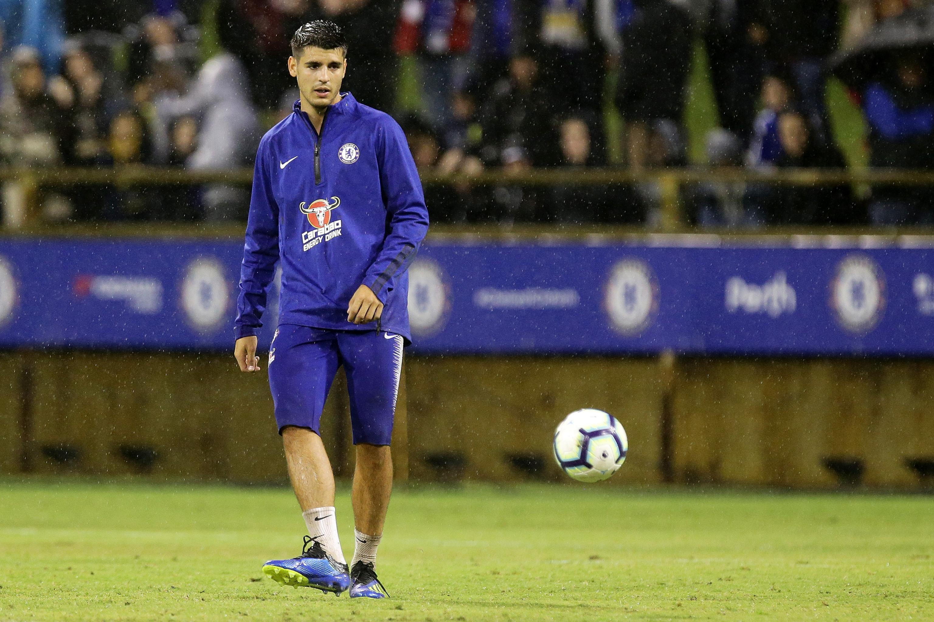 Chelsea Transfer News Ac Milan Reportedly Make Contact Over Alvaro Morata Bleacher Report Latest News Videos And Highlights