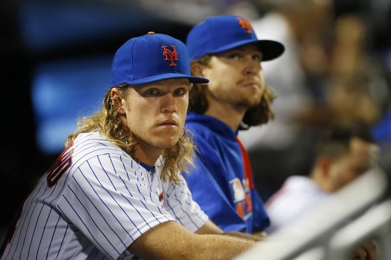 9a391343 $110M Yoenis Cespedes Fail Means Mets Must Deal Jacob deGrom, Noah  Syndergaard