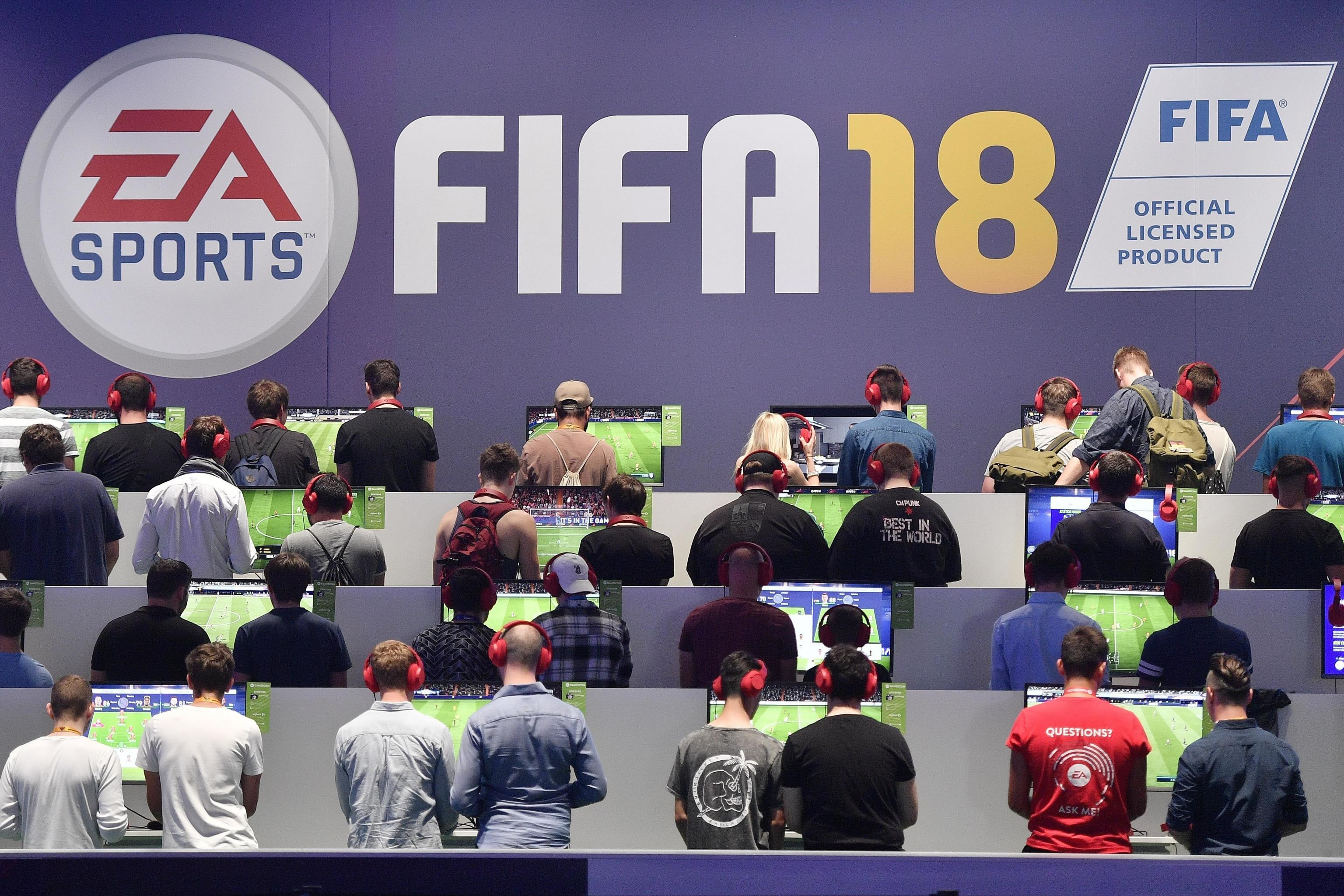 FIFA 46 Club: We Meet the Lowest-Rated Players on FIFA 18