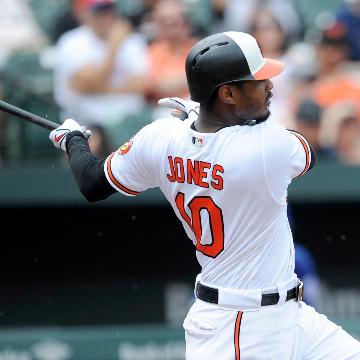 Adam Jones Trade Rumors: Giants, Phillies And Indians