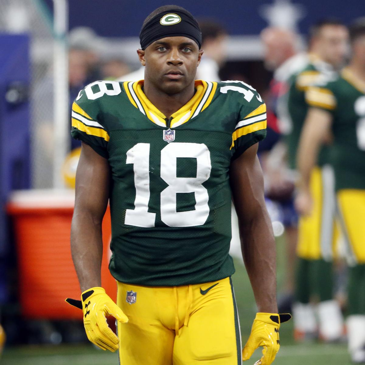 Randall Cobb Says He 'Feels Great' After Having Surgery on ...