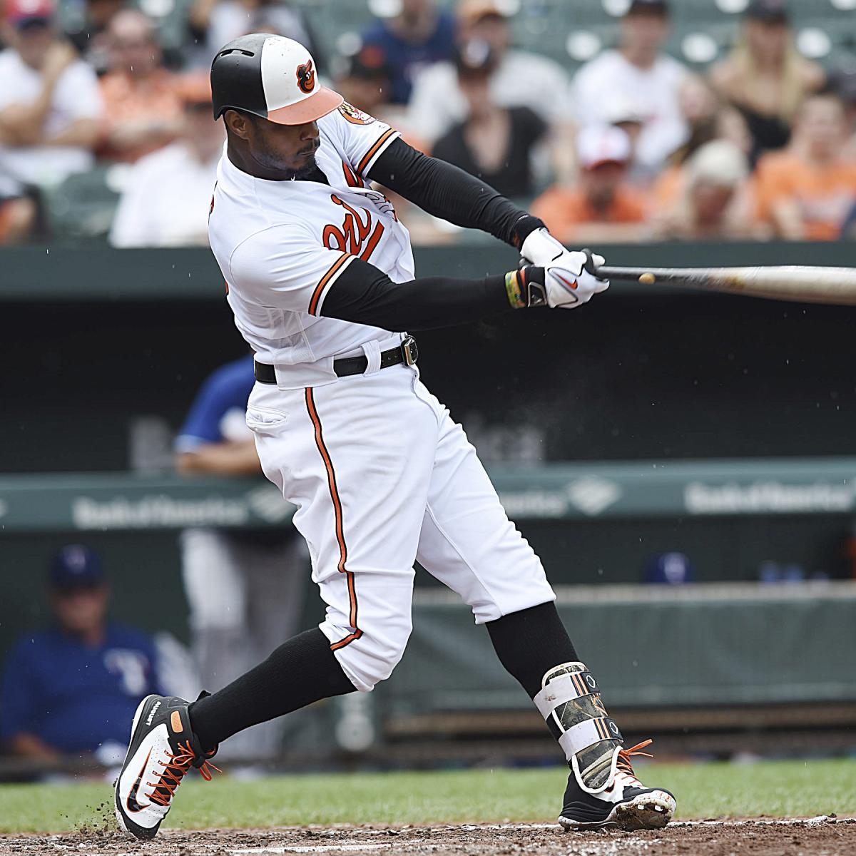 MLB Trade Rumors: Latest Info On Adam Jones, Chris Archer
