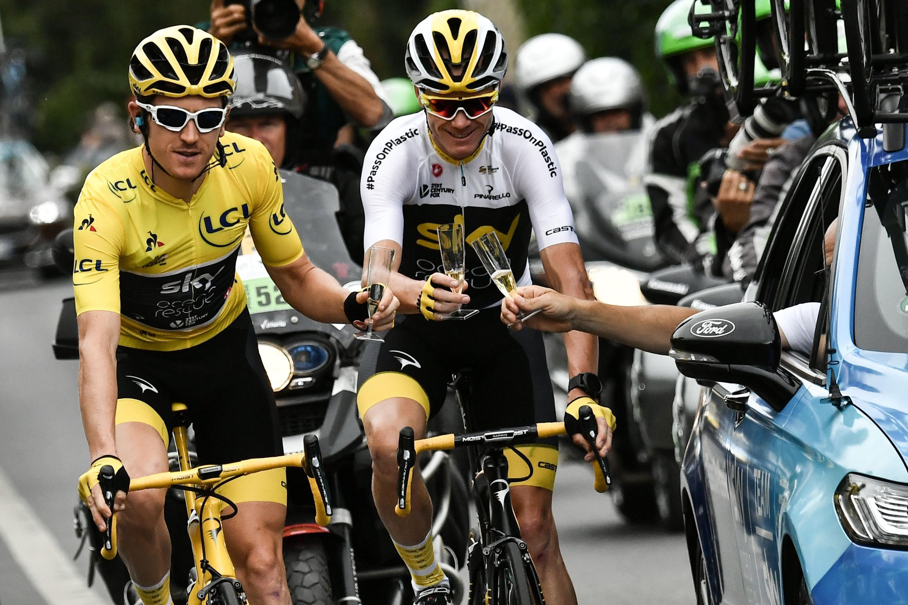 Tour de France 2018 Prize Money: Purse Payout Distribution