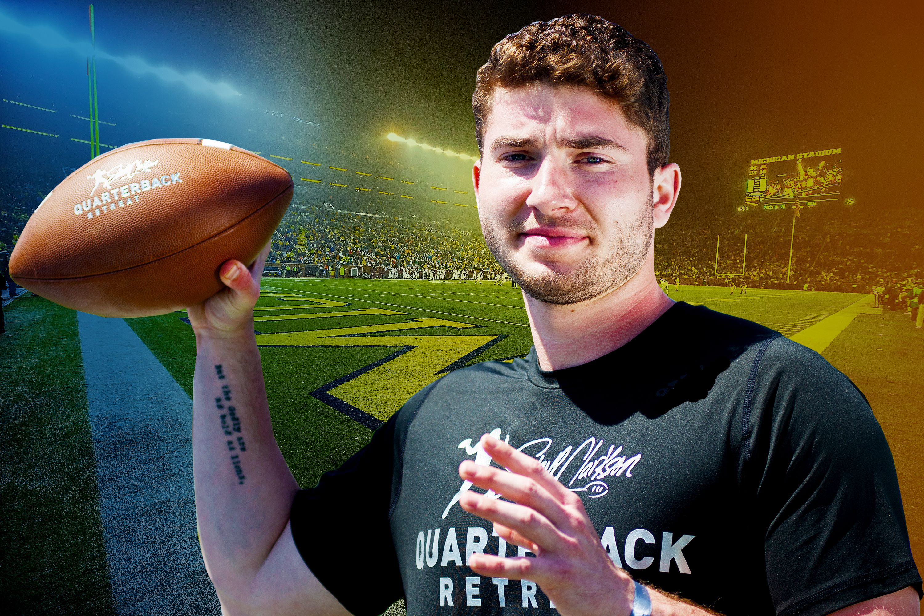 e3f978aae QB Shea Patterson Ready to Be Michigan's Savior After Escaping Ole Miss  Wreckage