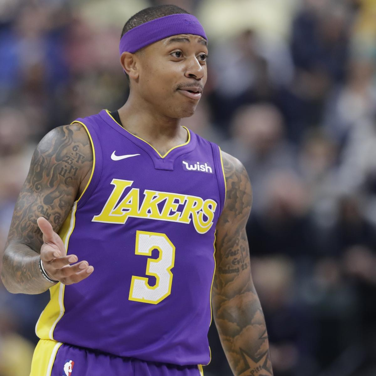 Isaiah Thomas On Injury Return: Would 'For Sure' Be Ready