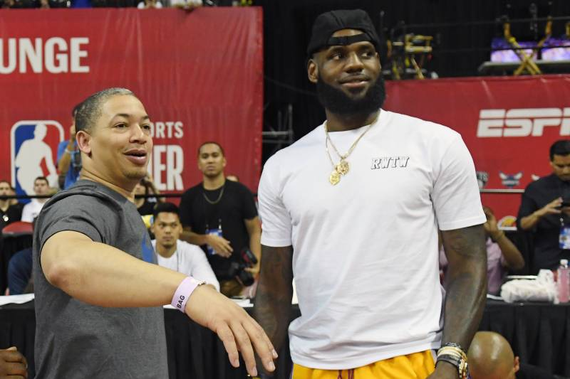 3d9d820a1d6c LeBron James Talks  Challenge  of Joining Lakers