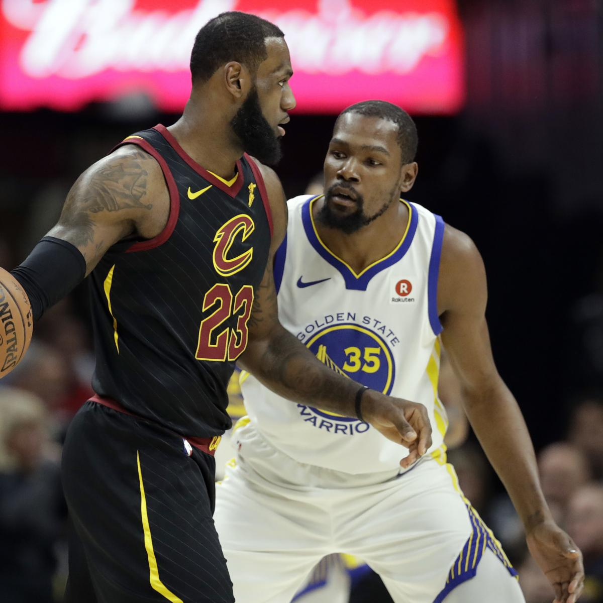 1a5f5630b8b Chris Mannix  3rd Title May Keep Kevin Durant from Joining LeBron James