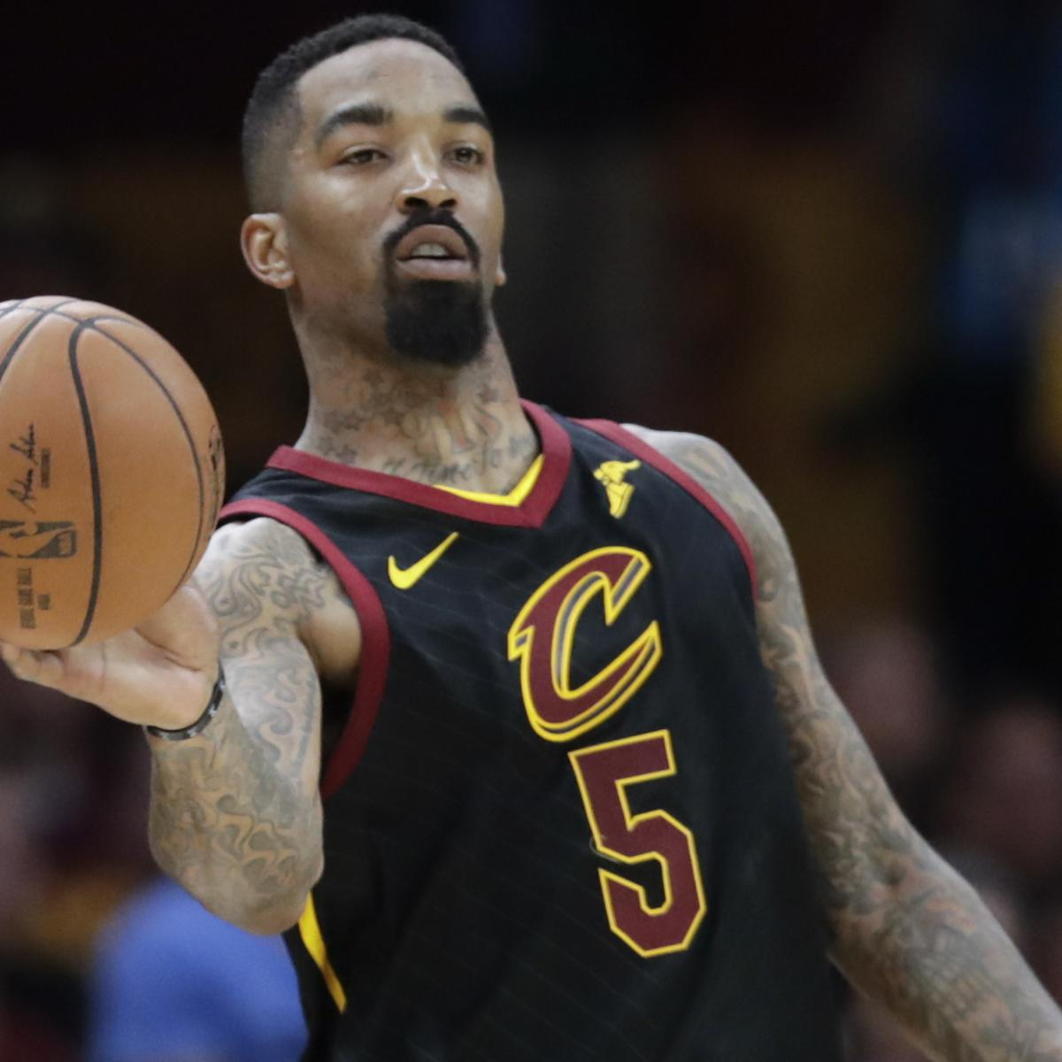 Houston Rockets Zach Lowe: JR Smith Trade Rumors: Rockets Have 'Kicked The Tires' On