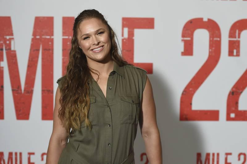 Ronda Rousey Tells Tmz She Wants Role In Potential Kill Bill