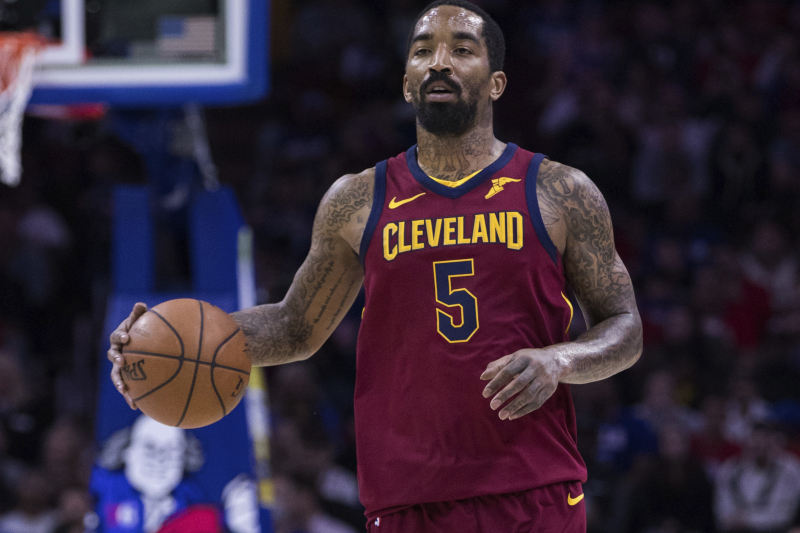 JR Smith Reportedly Waived by Cavaliers After Failing to Find Trade Partner