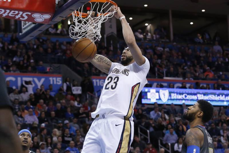 Pelicans 2018-19 Schedule: Top Games, Championship Odds and