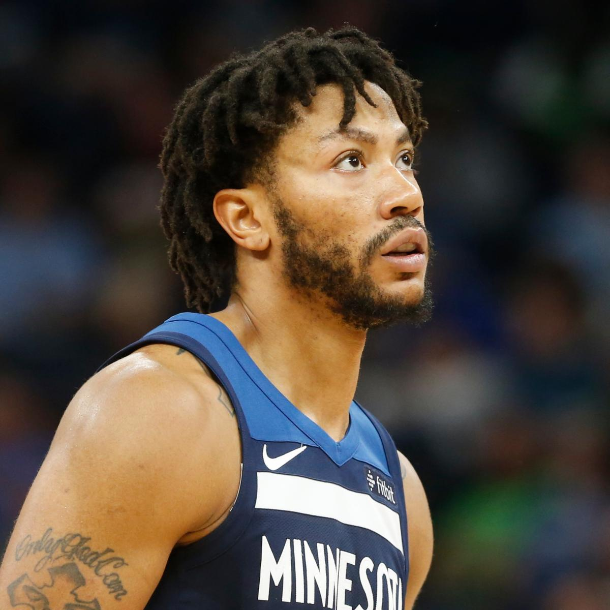 0137ac6dacb2 Derrick Rose Announces  400K  Rose Scholars  College Tuition Program