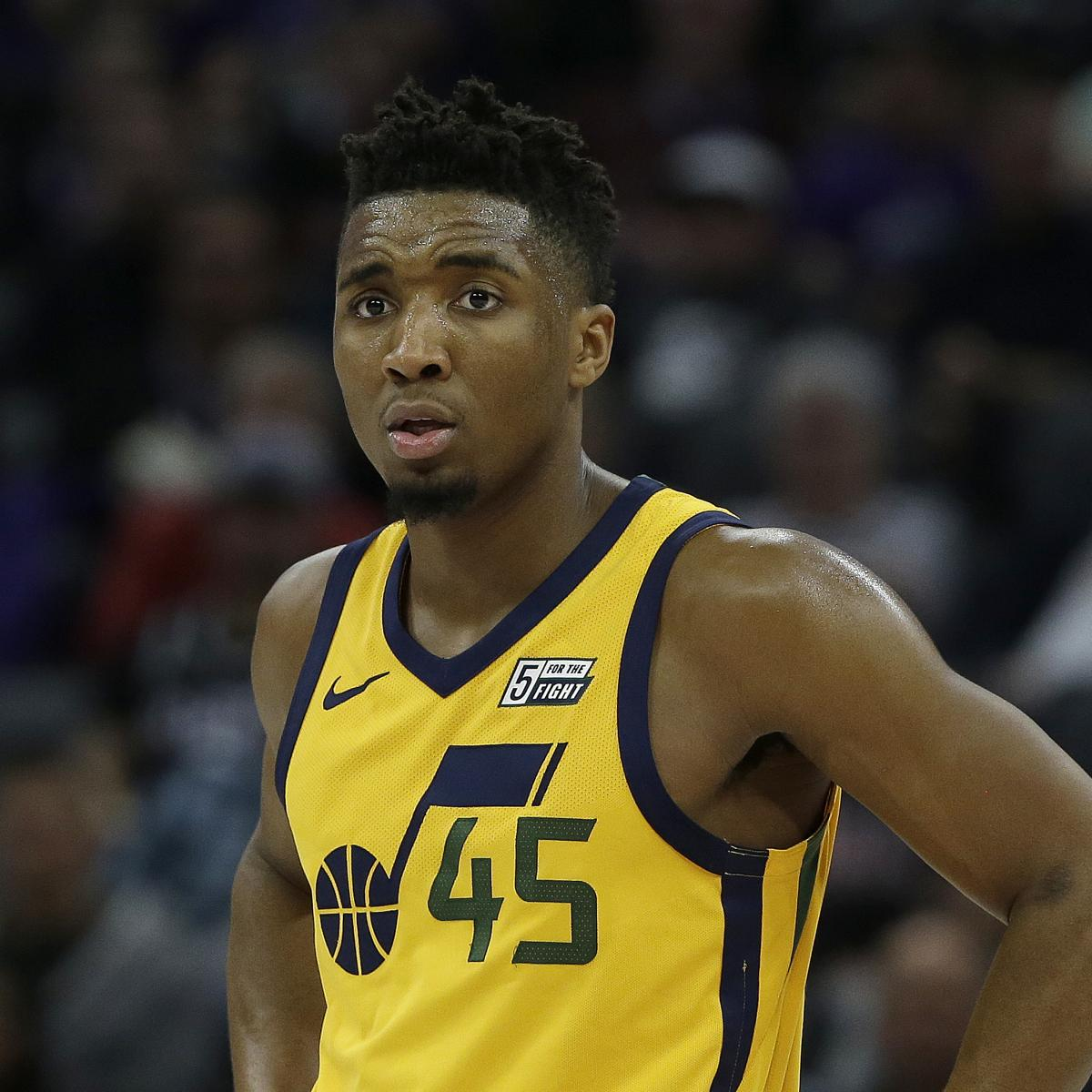 5 Nba Rookies Who Could Be Next Season S Donovan Mitchell: Donovan Mitchell Helps Fan Who Couldn't Afford IPhone