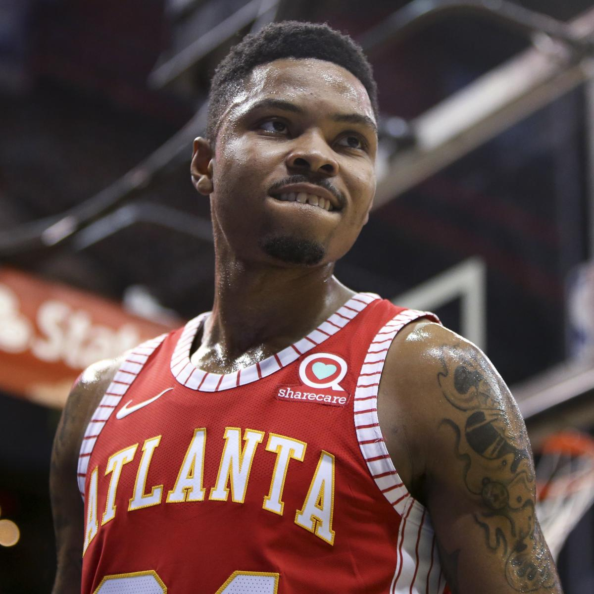 NBA Rumors  Latest on Possible Kent Bazemore Trade 8470bd76a
