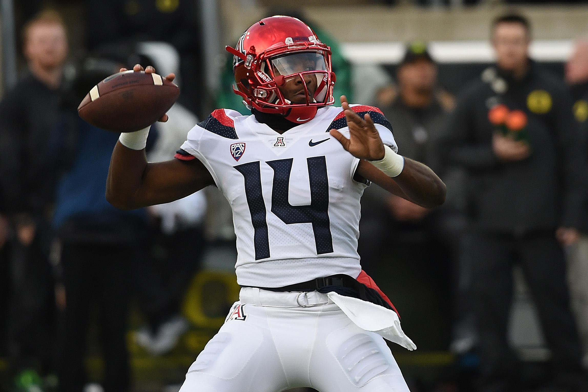College Fantasy Football 2018: Mock Draft, Cheat Sheet and