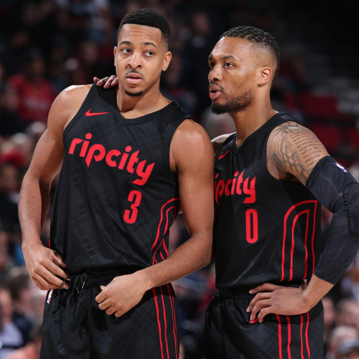 Portland Blazers Last Game: Trail Blazers 2018-19 Schedule: Top Games, Championship