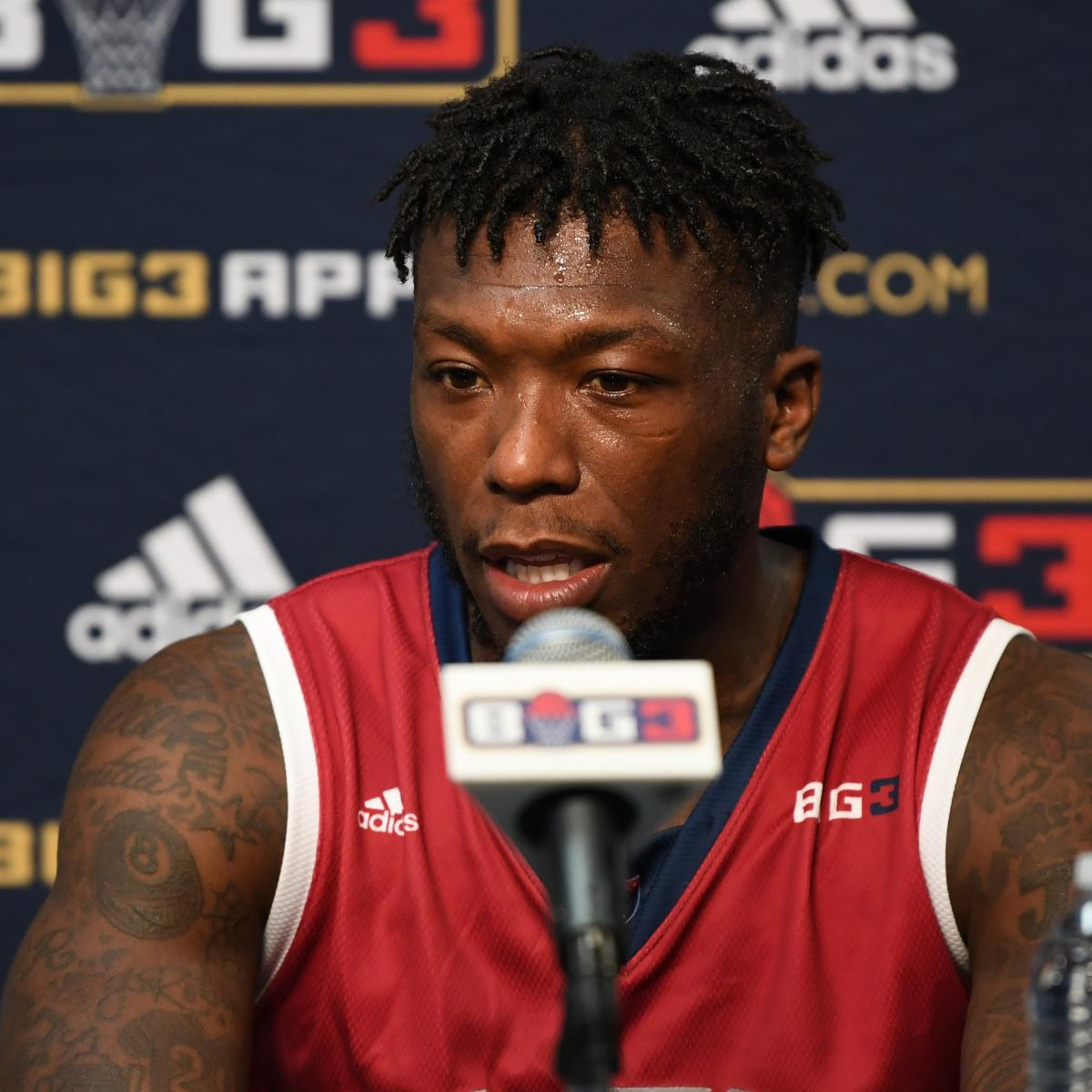 Nate Robinson Reportedly Signs 1-Year Contract with Lebanon s Homenetmen  Beirut  1da8750dd