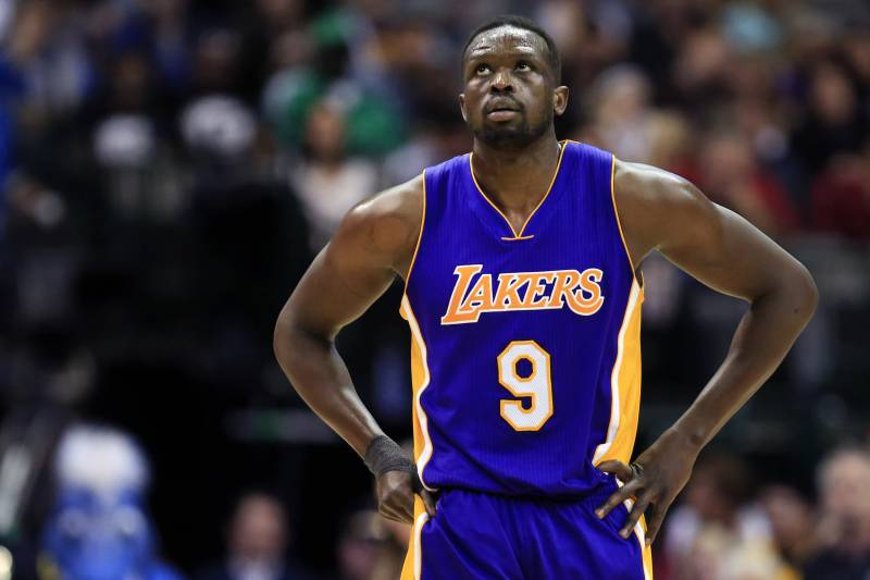 6b81dbfb67b Lakers News  Latest Buzz on Luol Deng