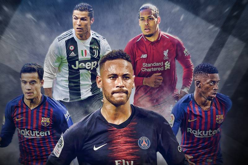 418f64e405a One Year On: How Neymar's Transfer Has Changed Everything | Bleacher ...