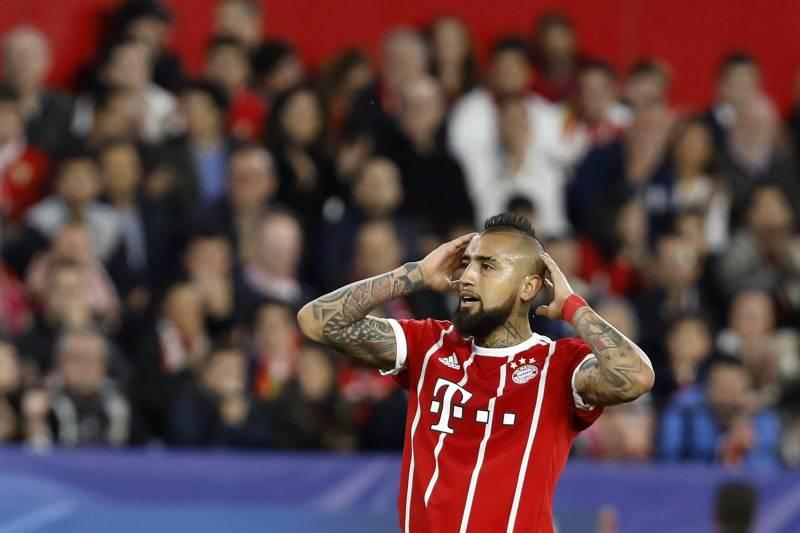 separation shoes a5d2f 61eaf Arturo Vidal Transfer to Barcelona from Bayern Munich ...