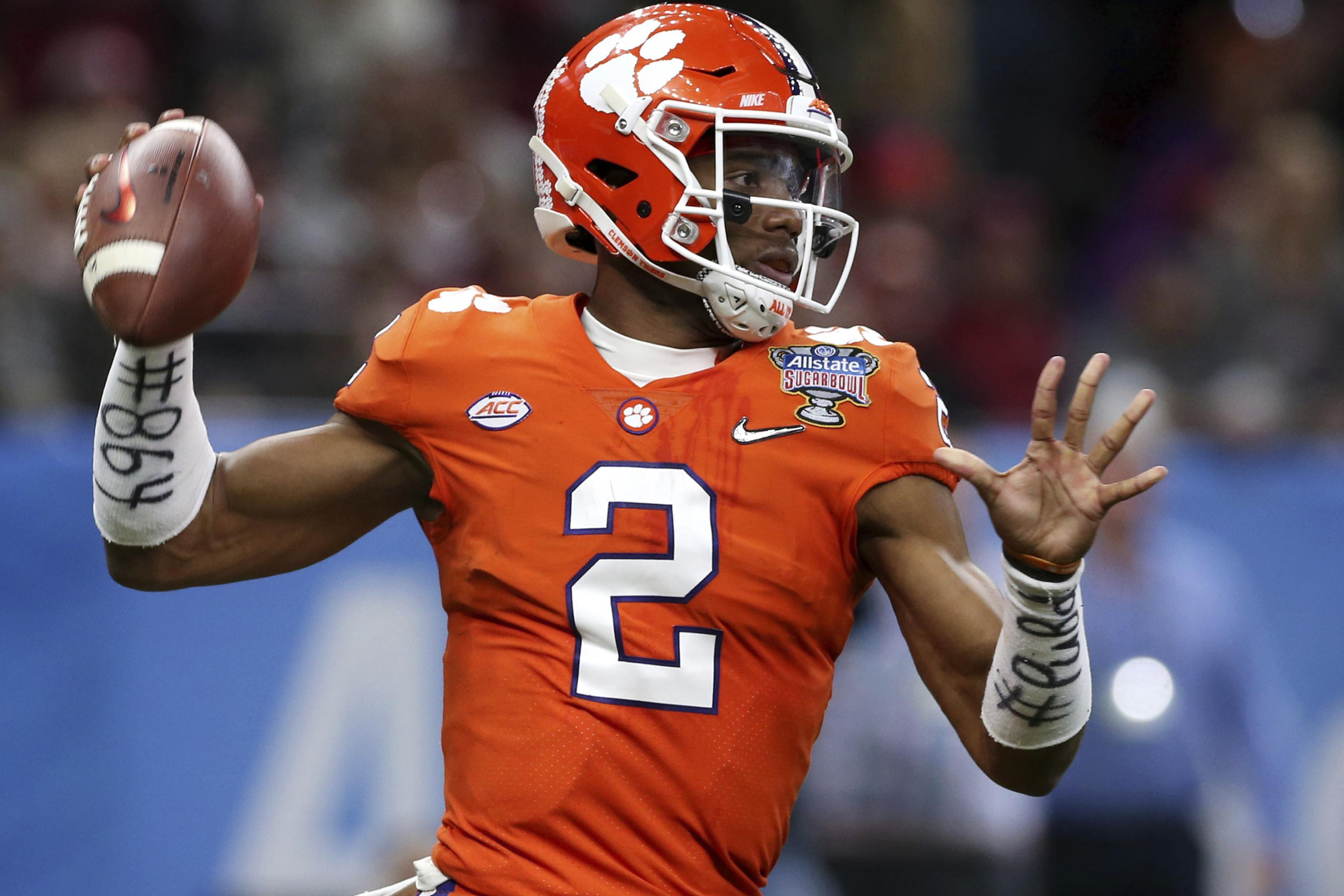 half off e4324 d6117 Nike, Clemson Agree to 10-Year, $58 Million Apparel Contract ...