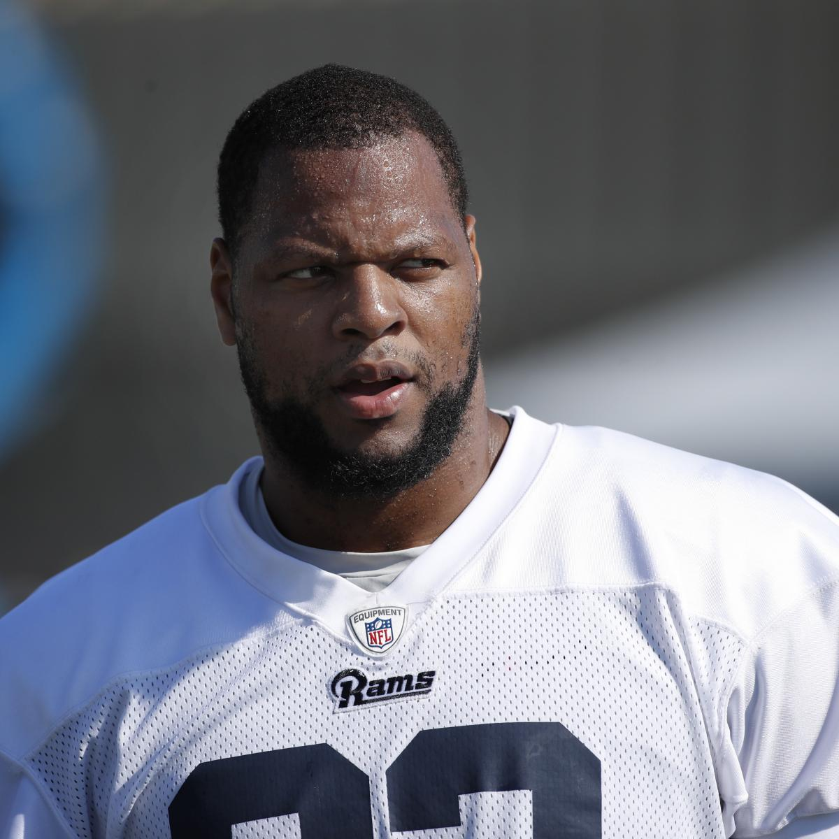 The Raiders Can And Should Sign Ndamukong Suh: Ndamukong Suh On Sam Bradford: 'I'll Definitely Try To Hit