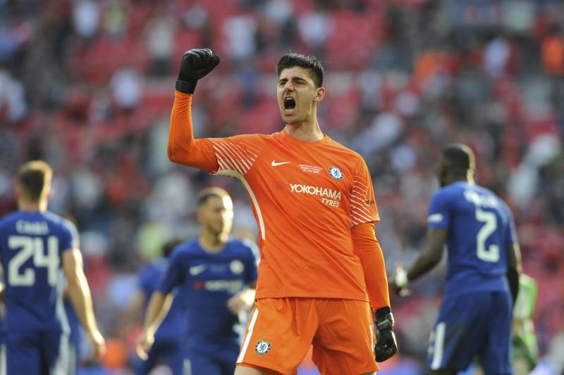 731ff15c0d5 Chelsea Transfer News  Thibaut Courtois  Agent Talks Potential Real Madrid  Move