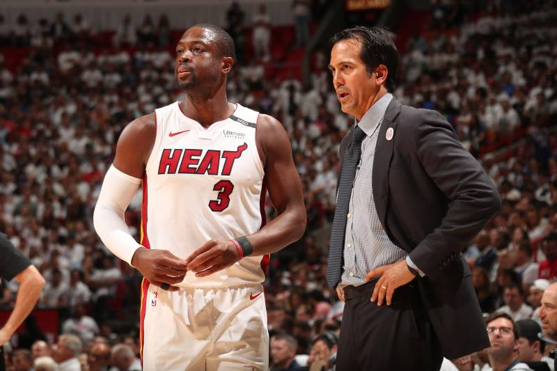 1d86c08b6a0 How Dwyane Wade Would Fit into Miami Heat Scheme
