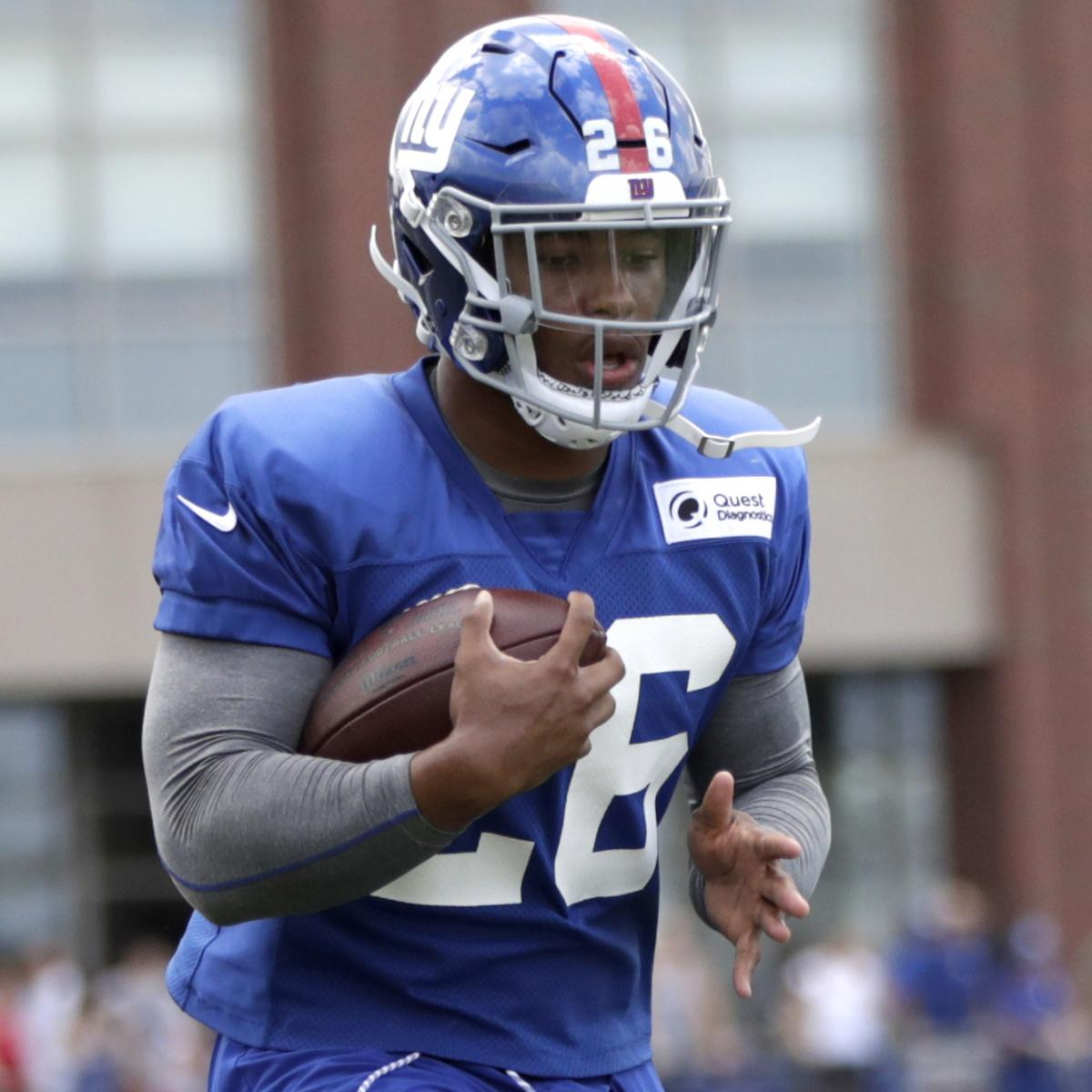 Fantasy Football 2018: Rankings For Rookies, Sleepers And