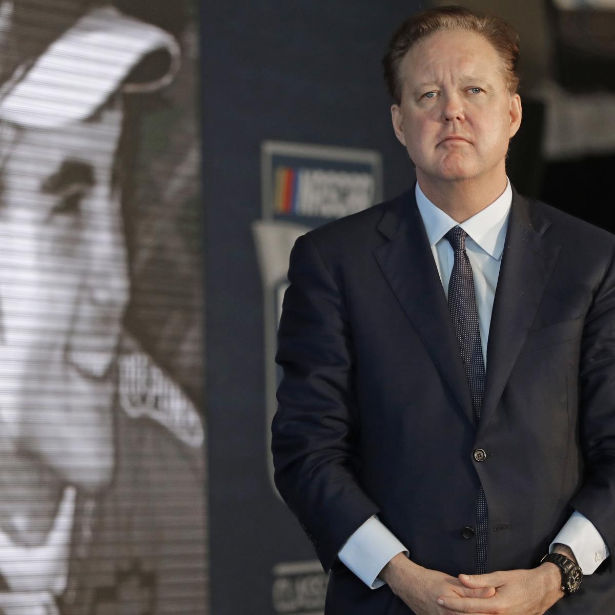 TMZ: NASCAR CEO Brian France Arrested For DUI, Name