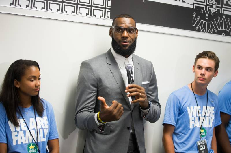 c31e36cdc0ac LeBron James  I Promise School to Cost District Taxpayers Around  8M ...