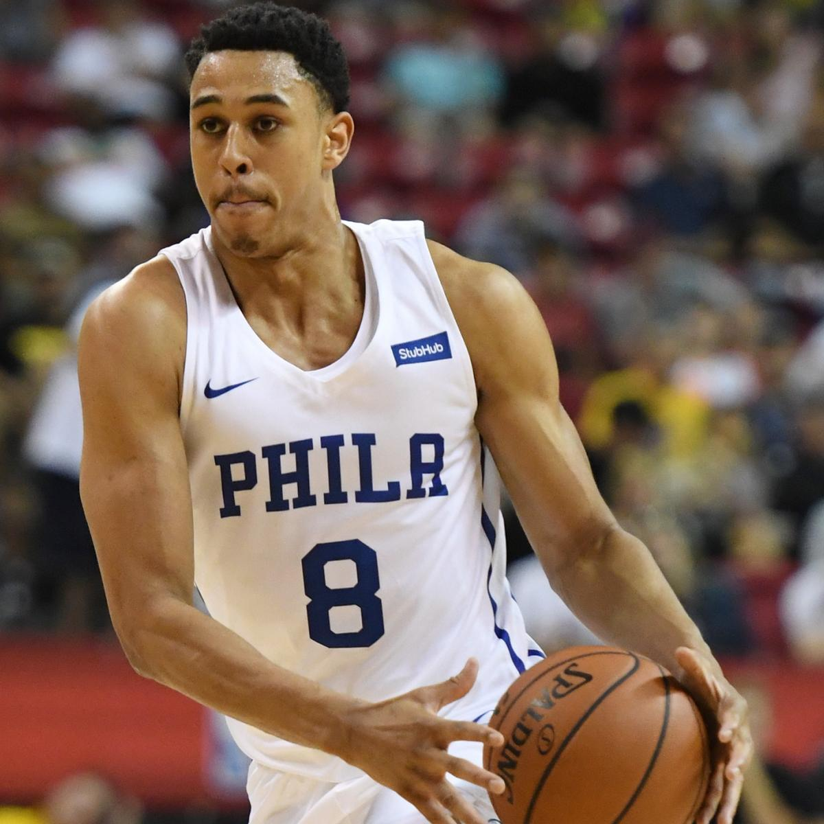 76ers Rookie Zhaire Smith Suffered Foot Injury, Will
